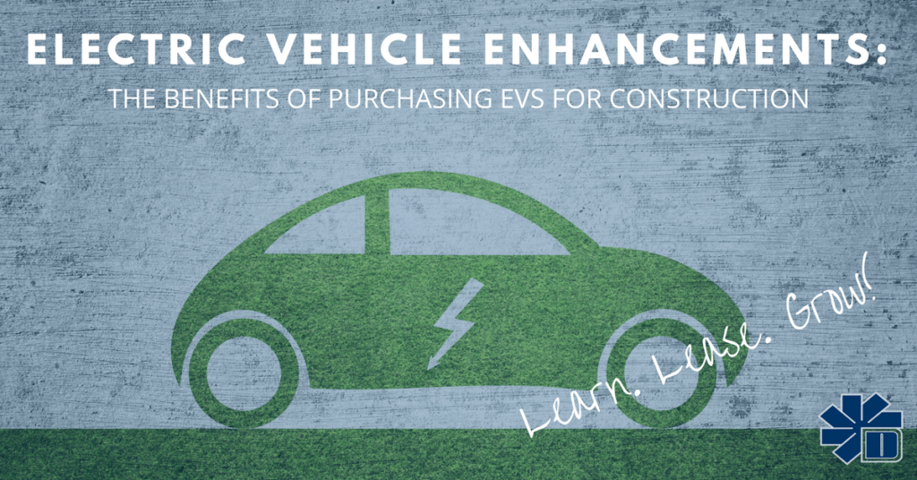 Benefits of Purchasing Electric Vehicles for Construction
