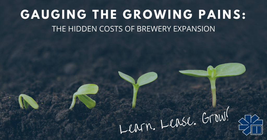 Hidden Cost of Brewery Expansion