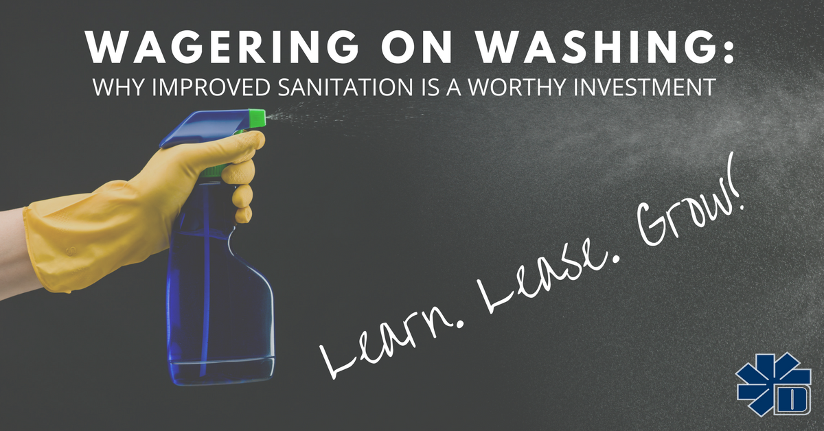 Improved Sanitation in Breweries