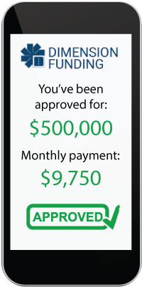 Electronic Approval of $500k software financing