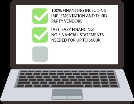 Electronic Financing