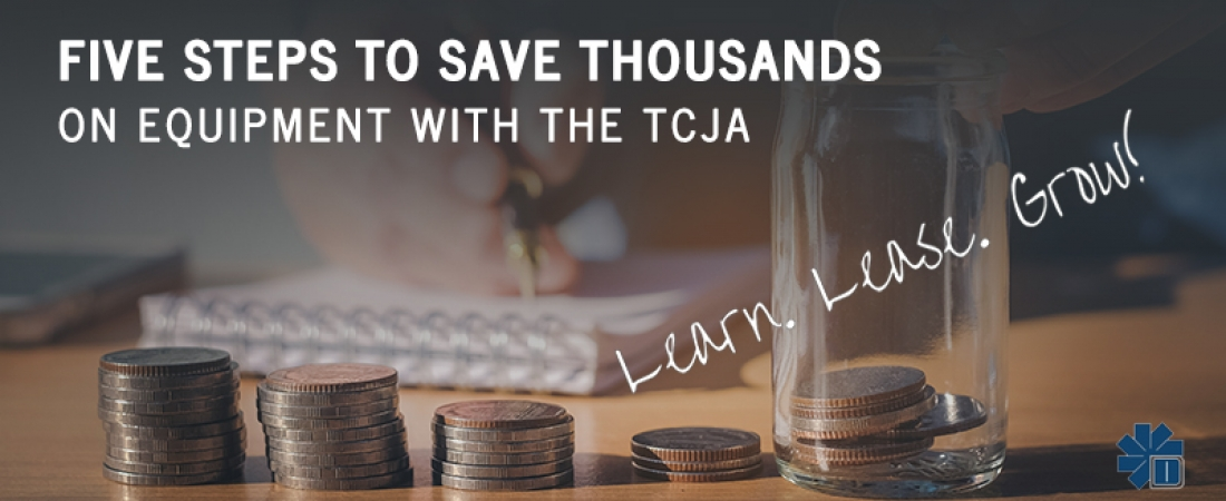 Save money with the TCJA