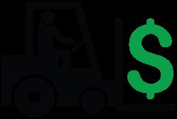 Equipment Financing Forklift of Cash