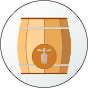 Brewery Equipment Icon