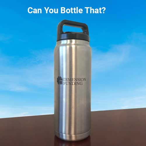 Yeti Bottle - Can you bottle that?