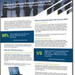 Multi-Year CRM Subscriptions White Paper