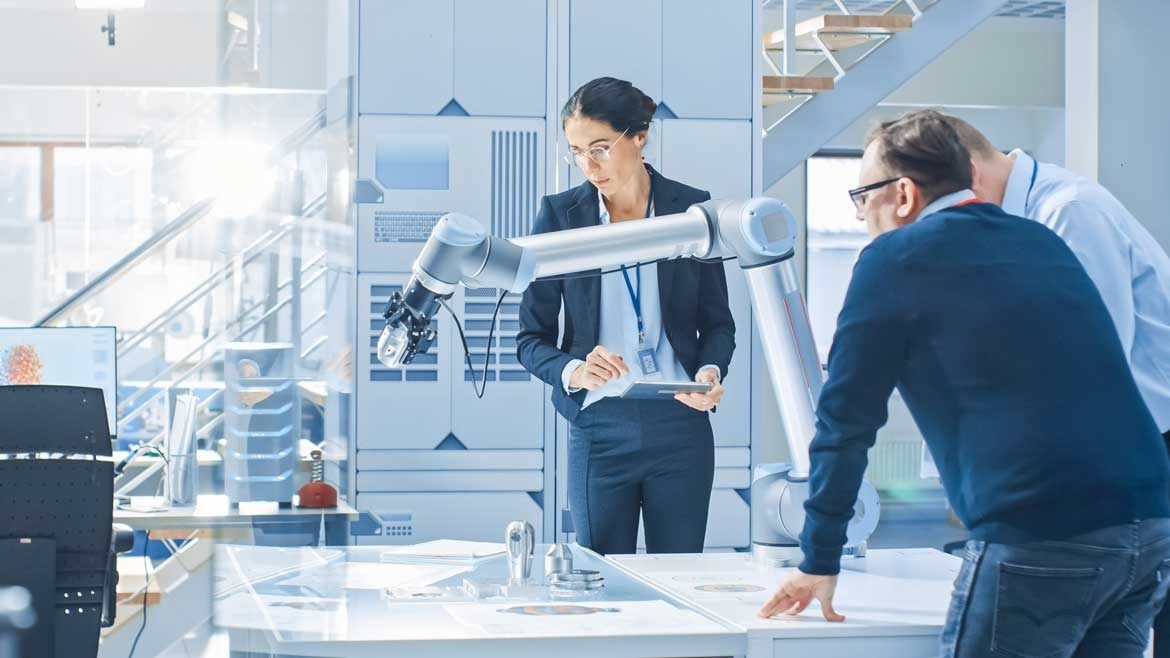 Benefits of Financing Industrial Automation Upgrades