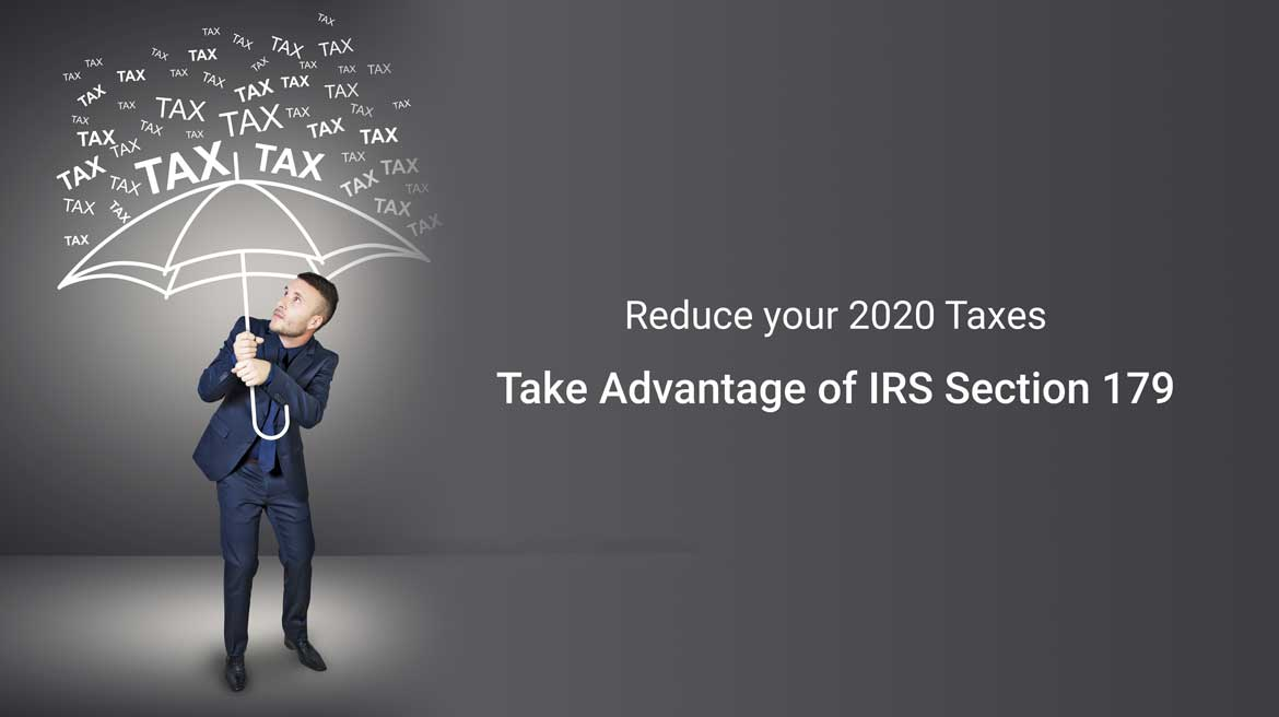 Reduce your 2020 taxes