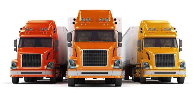 Semi and Truck & Trailer Financing