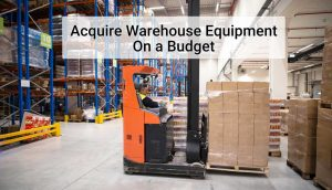 Materials Handling Equipment Financing
