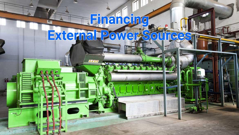 Financing Power Generators